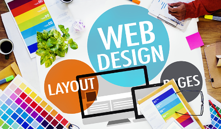 Website design in 2021 for business. What's it and who does it?